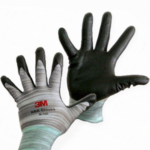 3M NBR Gloves N-100